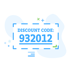 Use discount codes