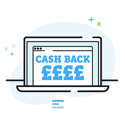 Use cash back websites
