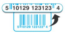 Entering a Barcode