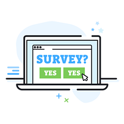 Take Surveys