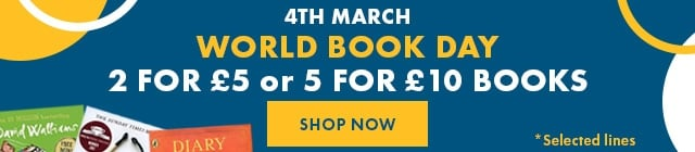 2 for £5 or 5 for £10 Books