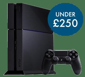 Consoles Under £250