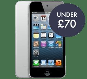 iPods under £70