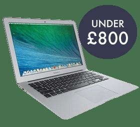 MacBooks under £800