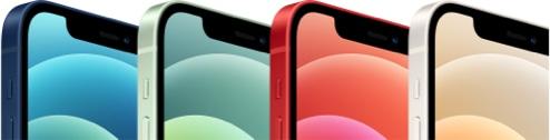 Shop new iPhones