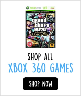 New and Used Xbox 360 Games | Buy Xbox 360 Console Games