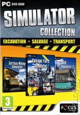 Compare prices for Salvage Excavation and Transport Simulator Triple Pack PC Game