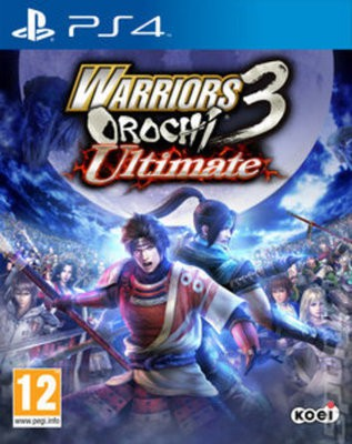 Compare Sony Computer Entertainment new Warriors Orochi 3 Ultimate PS4 Game in UK
