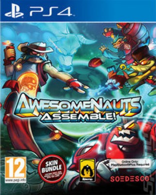 Compare Sony Computer Entertainment new Awesomenauts Assemble PS4 Game in UK