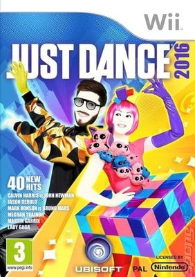 Cheapest price of Just Dance 2016 Nintendo Wii Game in used is £12.59