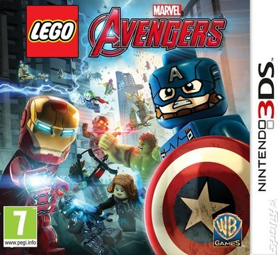 Compare Nintendo new LEGO Marvels Avengers Nintendo 3DS Game in UK