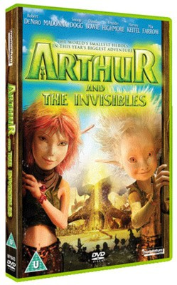 Arthur And The Invisibles Dvd 2007 Dvd Musicmagpie Store
