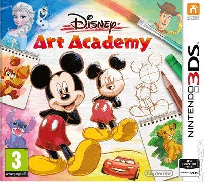 Compare Nintendo new Disney Art Academy Nintendo 3DS Game in UK