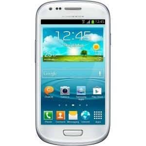 Samsung Galaxy S3 Mini 8GB Blue Unlocked - Sim-Free Mobile Phone