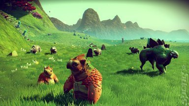 Compare Sony Computer Entertainment used No Mans Sky PS4 Game in UK