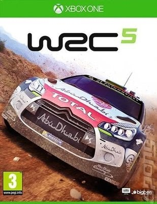 Cheapest price of WRC 5 XBOX ONE Game in new is £14.99