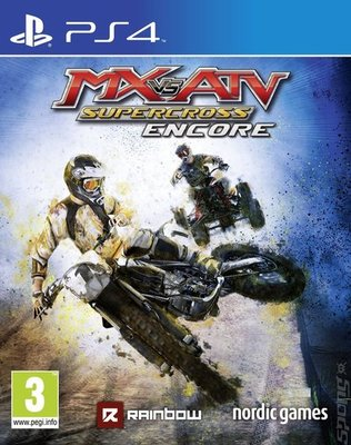 Cheapest price of MX vs. ATV Supercross Encore PS4 Game in new is £15.19