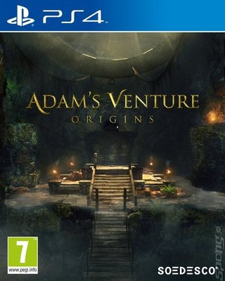 Cheapest price of Adams Venture Origins PS4 Game in used is £14.99