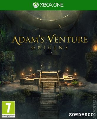 Compare prices for Adams Venture Origins XBOX ONE Game