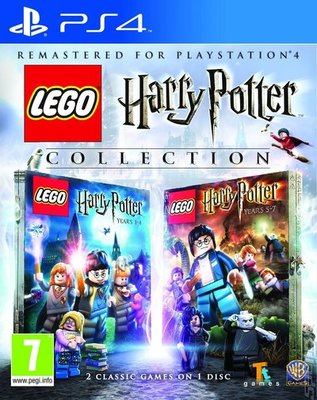 Compare Sony Computer Entertainment new LEGO Harry Potter Collection PS4 Game in UK