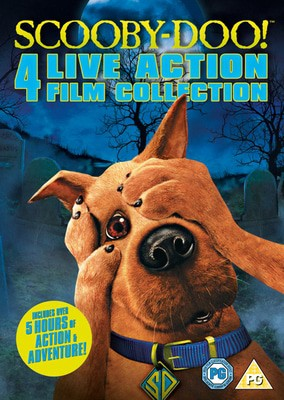 Scooby Doo Live Action Quadrilogy Dvd Musicmagpie Store