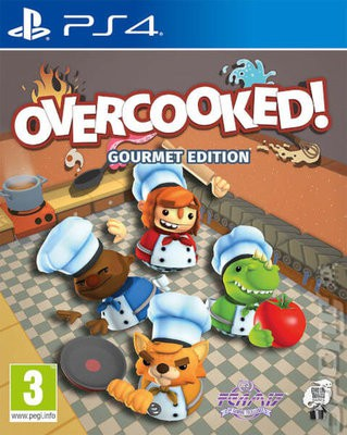 Compare Sony Computer Entertainment new Overcooked Gourmet Edition PS4 Game in UK