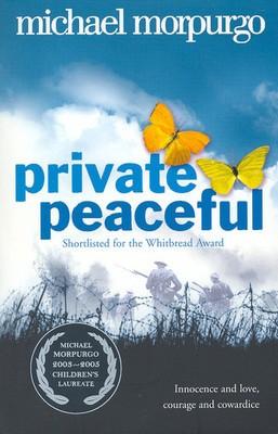 Private Peaceful Michael Morpurgo Paperback