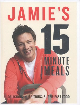 Compare prices for 15 Minute Meals by Jamie Oliver Hardback