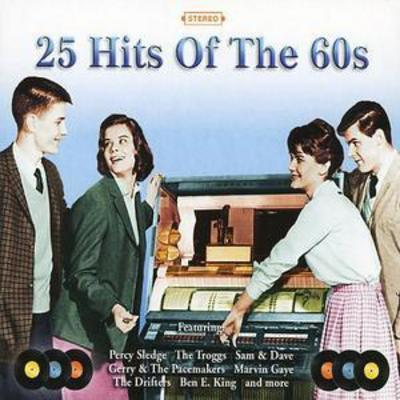 25 Hits of the 60's (1960s, Sixties) - Various Artists - musicMagpie