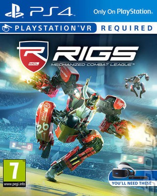 Compare Sony Computer Entertainment new RIGS Mechanized Combat League PS4 Game in UK