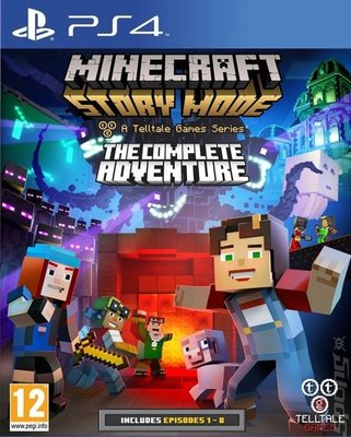 Compare Sony Computer Entertainment used Minecraft Story Mode The Complete Adventure PS4 Game in UK