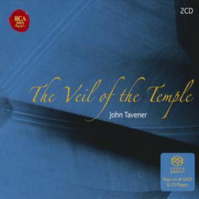 John Tavener - Veil of the Temple, The (Layton) [sacd/cd