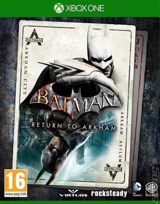 Compare prices for Batman Return to Arkham XBOX ONE Game