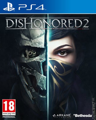 Compare Sony Computer Entertainment new Dishonored 2 PS4 Game in UK