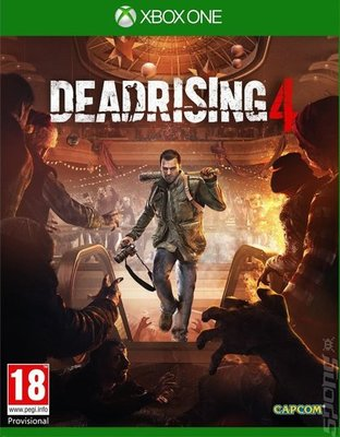 Compare Microsoft used Dead Rising 4 XBOX ONE Game in UK