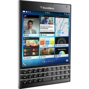 Blackberry Passport Black UNLOCKED