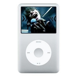 Apple iPod Classic 6th gen 160GB Silver Used/Refurbished cheapest retail price