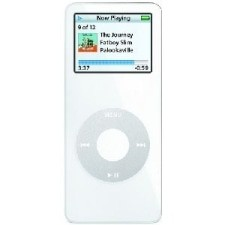 Buy Brand New Apple iPod Nano 1st gen 2GB White Used/Refurbished