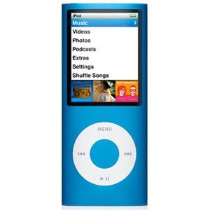 Apple iPod Nano 4th gen 16GB Blue Used/Refurbished cheapest retail price