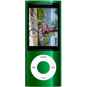 Compare prices with Phone Retailers Comaprison to buy a Apple iPod Nano 5th gen 8GB Green Used/Refurbished