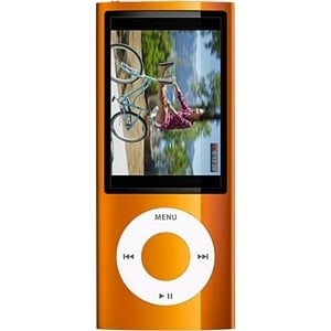 Compare prices with Phone Retailers Comaprison to buy a Apple iPod Nano 5th gen 8GB Orange Used/Refurbished