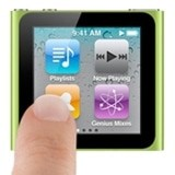 Buy Brand New Apple iPod Nano 6th gen 16GB Green Used/Refurbished