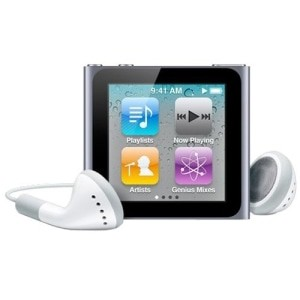 Compare prices with Phone Retailers Comaprison to buy a Apple iPod Nano 6th gen 16GB Graphite Used/Refurbished