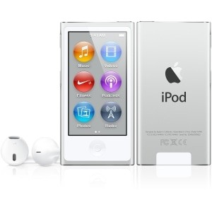 Buy Brand New Apple iPod Nano 7th gen 16GB Silver Used/Refurbished