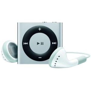 Apple iPod Shuffle 4th gen 2GB Silver Used/Refurbished cheapest retail price