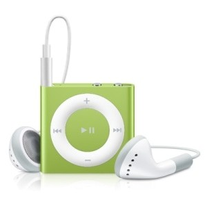 Apple iPod Shuffle 4th gen 2GB Green Used/Refurbished cheapest retail price