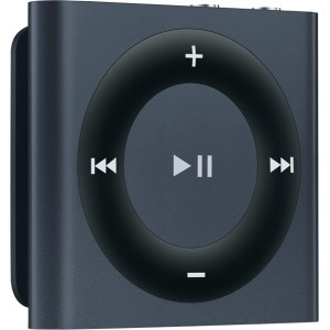 Apple iPod Shuffle 4th Gen 2GB Slate Used/Refurbished cheapest retail price