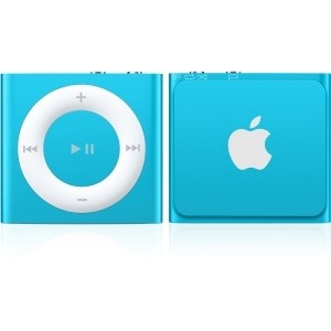 Apple iPod Shuffle 4th gen 2GB Blue Used/Refurbished cheapest retail price