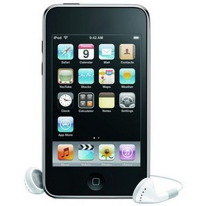Apple iPod Touch 2nd Gen 8GB Black Used/Refurbished cheapest retail price