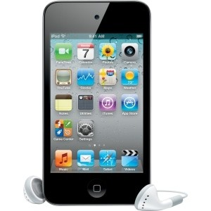 Apple iPod Touch 4th gen 8GB Black Used/Refurbished cheapest retail price